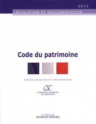 Souvent acheté avec Croquis et dessins de mode, le Code du patrimoine édition 2012 CSC