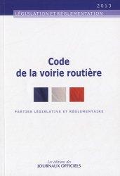 Souvent acheté avec Pratique des VRD et aménagement urbain, le Code de la voirie routière
