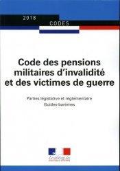 Dernières parutions sur Retraite, Code des pensions militaires d'invalidité et des victimes de guerre