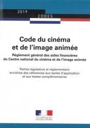 Dernières parutions sur Multimédia, Code du cinéma et de l'image animée. Parties législative et réglementaire