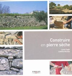 Souvent acheté avec Les cultures constructives de la brique crue, le Construire en pierre sèche