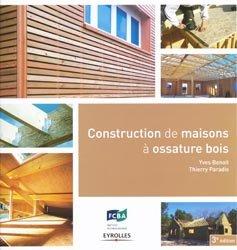 Souvent acheté avec La menuiserie, le Construction de maisons à ossature bois