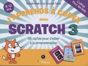 Nouvelle édition Coffret j'apprends à coder avec Scratch 3