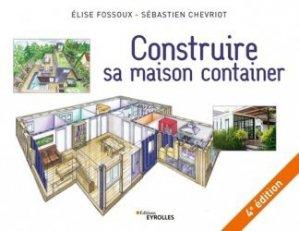 Dernières parutions sur Habitat individuel, Construire sa maison container