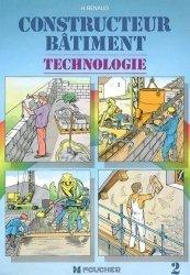 Nouvelle édition Constructeur bâtiment Technologie Tome 2