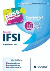 Souvent acheté avec Tests d'aptitude  Concours IFSI / AP / Ortho, le Concours IFSI