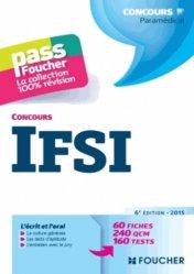 Souvent acheté avec Actualité sanitaire et sociale 2015, le Concours IFSI