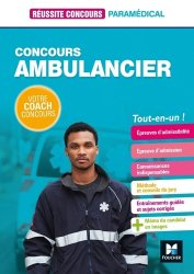 Dernières parutions dans Réussite Concours Paramédical, Concours ambulancier Tout-en-un