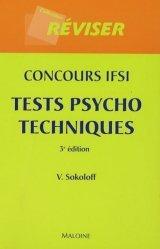 Souvent acheté avec Annales corrigées concours d'entrée IFSI, le Concours IFSI Tests psychotechniques