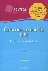 Souvent acheté avec Annales corrigées IFSI 2011, le Concours IFSI