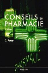 Souvent acheté avec Conseils à l'officine, le Conseils en pharmacie