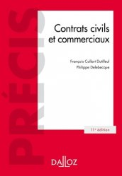 Dernières parutions sur Droit des obligations, Contrats civils et commerciaux. 11e édition