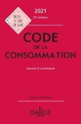 Dernières parutions dans Codes Dalloz, Code de la consommation
