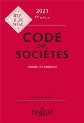 Dernières parutions dans Codes Dalloz, Code des sociétés