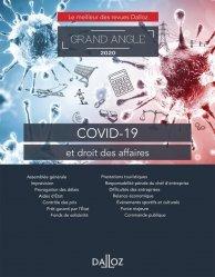 Dernières parutions dans Dalloz Grand angle, COVID-19 et droit des affaires