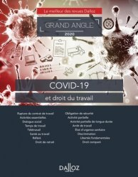 Dernières parutions dans Dalloz Grand angle, COVID-19 et droit social