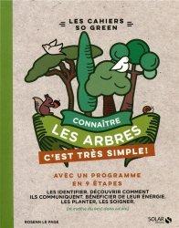Dernières parutions dans Les cahiers so green, Connaître les arbres c'est très simple