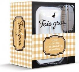 Dernières parutions sur Terrines et foie gras, Coffret foie gras. Avec 1 terrine et 1 thermomètre de cuisson