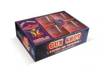 Dernières parutions sur Cocktails, Coffret cocktails Gun Shot Pistoleros