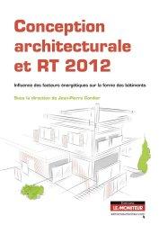 Souvent acheté avec Plans topographiques, plans d'architecte, permis de construire et RT2012, le Conception architecturale et RT 2012