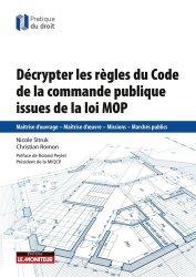 Dernières parutions sur Droit de la construction, Comprendre simplement la loi MOP