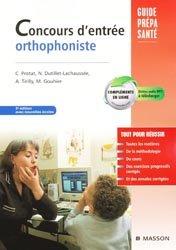 Souvent acheté avec Stratégie pour réussir le résumé de texte, le Concours d'entrée orthophoniste