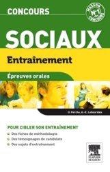Dernières parutions dans Entraînement Concours, Concours sociaux  Épreuves orales