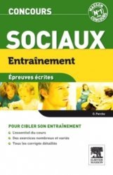 Dernières parutions dans Entraînement Concours, Concours sociaux Épreuves écrites