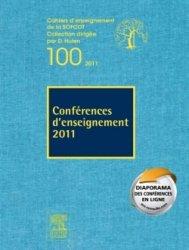 Dernières parutions dans Cahiers d'enseignement de la SOFCOT, Conférences d'enseignement 2011