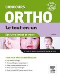 Souvent acheté avec Français Orthophonie 2014, le Concours Ortho - Épreuves écrites et orales
