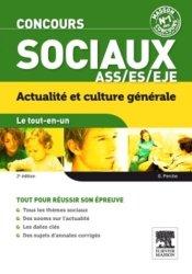 Dernières parutions dans Le tout-en-un Concours, Concours sociaux ASS/ES/EJE