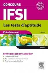 Souvent acheté avec Tests d'aptitude  Concours IFSI / AP / Ortho, le Concours IFSI les tests d'aptitude