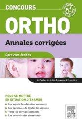 Dernières parutions sur Concours d'entrée orthophoniste, Concours Ortho épreuves écrites