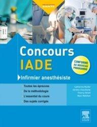 Souvent acheté avec Mémo transfusion sanguine, le Concours IADE Infirmier anesthésiste