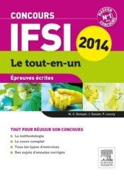 Souvent acheté avec Grands thèmes sanitaires et sociaux  - Concours IFSI, le Concours IFSI Épreuves écrites 2014