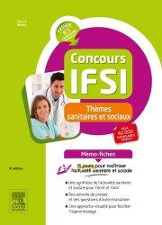 Souvent acheté avec Thèmes sanitaires et sociaux pour les Nuls Concours, le Concours IFSI - Thèmes sanitaires et sociaux - Mémo-fiches