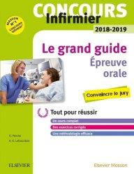 Dernières parutions sur Epreuve orale, Concours Infirmier - ORAL- IFSI 2018-2019