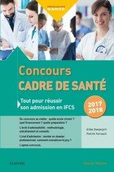 Dernières parutions sur Concours cadre de santé, Concours Cadre de santé 2017-2018