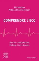 Dernières parutions sur Cardiologie - Médecine vasculaire, Comprendre l'ECG