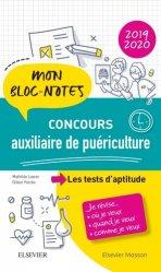 Dernières parutions sur Epreuve écrite, Concours auxiliaire de puériculture 2019/2020