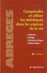 Dernières parutions sur Mathématiques, Comprendre et utiliser les statistiques dans les sciences de la vie