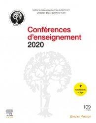 Dernières parutions sur Orthopédie - Traumatologie, Conférences d'enseignement 2020