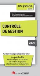 Dernières parutions dans En poche, Contrôle de gestion. Edition 2020-2021