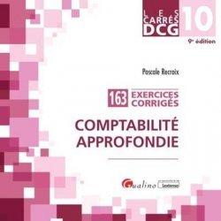 Dernières parutions dans Les Carrés, Comptabilité approfondie DCG 10