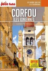 Dernières parutions sur Guides Grèce,Crète et Iles grecques, Corfou. Iles ioniennes, Edition 2020