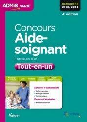 Souvent acheté avec Le Maxi guide 2014 - Concours AS/AP, le Concours Aide-soignant entrée IFAS 2013-2014