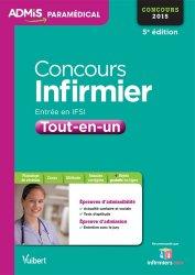 Nouvelle édition Concours Infirmier - Entrée en IFSI