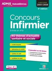 Dernières parutions sur Culture générale, Concours Infirmier