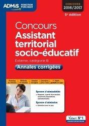Dernières parutions dans Admis concours de la fonction publique, Concours Assistant territorial socio-éducatif
