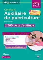 Nouvelle édition Concours Auxiliaire de puériculture - Entrée en IFAP